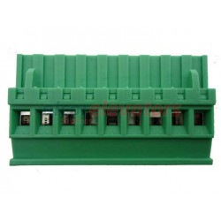 FEMALE CONNECTOR ORONA 9 POS. PAS 5,08 ( FC )