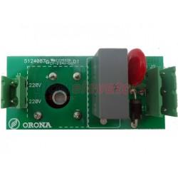 PCB SUPPLY BRAKE M321 ORONA