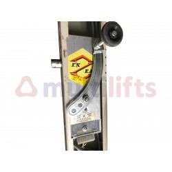 LOCK FOR DOOR SEMI-AUTO ZANTIOTI
