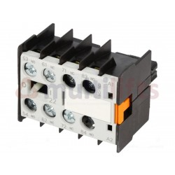 BLOCK AUXILIARY CONTACTOR SIEMENS 2NA+2NC 4A