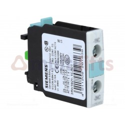 BLOCK AUXILIARY CONTACTOR SIEMENS 1NC
