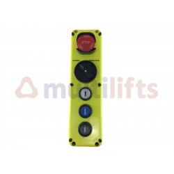 CONTROL BUTTON BOX FOR INSPECTION BSMA001