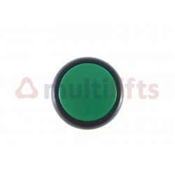 PUSH BUTTON 1 NO PLASTIC MPFB0230