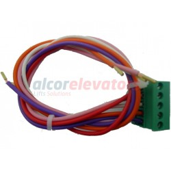CONNECTOR FOR PCB RELAYS TEMPOR. ORONA