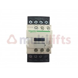 CONTACTOR SCHNEIDER 4P 32A AC1 1NA/1NC 48VCC LC1DT32ED