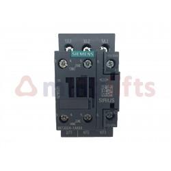 CONTACTOR SIEMENS AC3 5.5KW 400V AC 110V 50HZ/120V