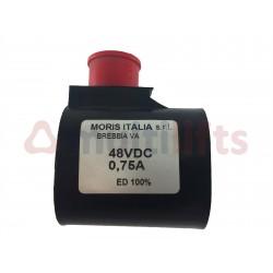 COIL MONOSELENOIDE 48V