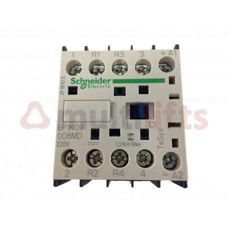CONTACTOR TELEMANIQUE 220V LP1K09008MD
