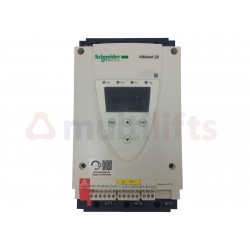 ARRANCADOR SUAVE SCHNEIDER ELECTRIC ALTISTART 22,47 A, IP20, 22 KW, 230-440 V