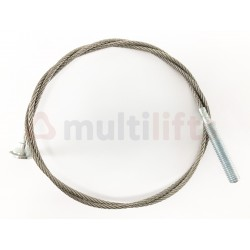 CABLE ASSEMBLY OPERATOR AUTUR 700 3 LEAVES L1030