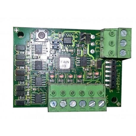 PLACA FAIN EKM6604