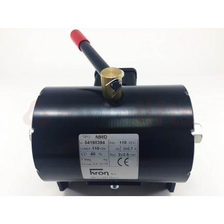 ELECTROMAGNET N98D 110V FOR MACHINE RV FAYMESA