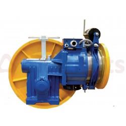 MACHINE SASSI S30 2V 0,6MS 5,5CV 1:71 Ø560 4X8 F110V DROITE