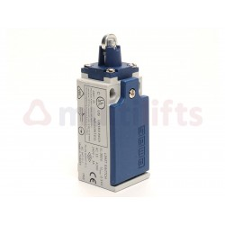 LIMIT SWITCH EMAS METALIC PUSHBUTTON ROLLER 1NC+1NA CABLE ENTRANCE PG13 L5K12MUM331