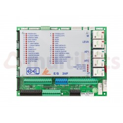 PCB INVERTER EDEL IN AND OUT K2-643VF