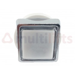 "SQUARE PUSH BUTTON BISEL LOW MOD. QD10 ""2"""