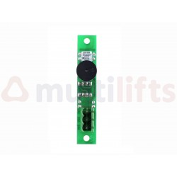 PCB WEIGHT CONTROL INDICATOR WITH GONG ORONA ARCA I
