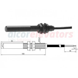 DETECTOR MAGNETICO STEM DOBLE NC-NO