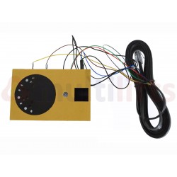SPEAKER MICROPHONE AND LED MICOME 2031