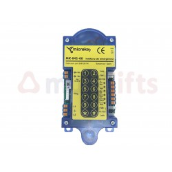 ANALOGUE EMERGENCY TELEPHONE MK842 MICROKEY MK84200MK1
