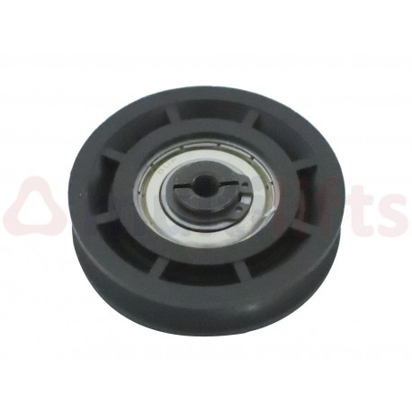 WHEEL OTIS DOOR ADR/ADM D 70/60X16 + AXE D 6M KNE-60076G01