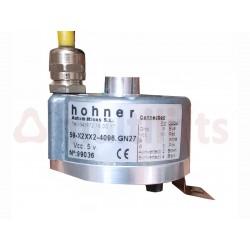 ENCODER HOHNER 59-X2XX2-4096.GN27