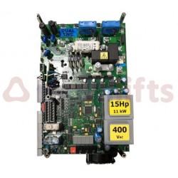 VARIADOR MP DSP SINCRONO ENCODER DUAL (ENDAT BISS-C) 15/400V
