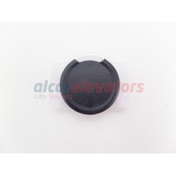 PUSH BUTTON LCE BICOLOUR SYMBOL BLANK
