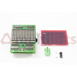 INDEPENDENT DISPLAY POBO DR3 + POWER SUPPLY