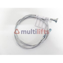 CABLE OPERADOR MECÁNICO AUTUR T2H 700MM