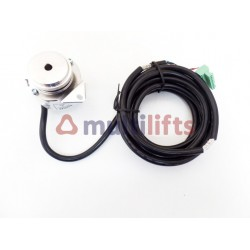 ENCODER + CABLE + CONECTOR