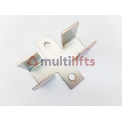 SHOE - GUIDE (63MM FIXING CENTRES) FOR TO380Y1-4 GIBS) OTIS