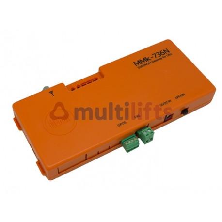 ENLACE GSM/M2M MERAK (INCLUYE BATERÍA Y FUENTE)