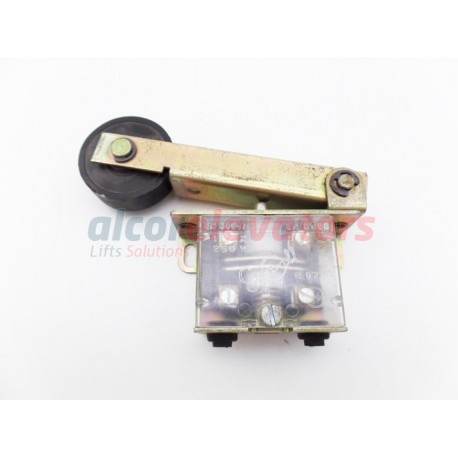CONTACT FINAL TRAVEL FIXED PULLEY 06.646.00