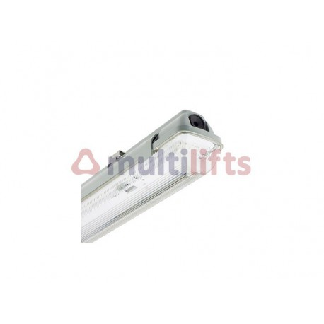 PANTALLA ESTANCA PARA 1 TUBO LED 1200MM