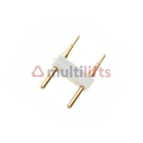 CONECTOR 2 PIN TIRA LED 220VAC