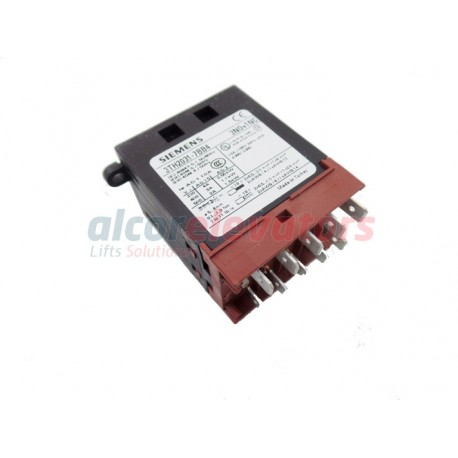 CONTACTOR SIEMENS 3TH2031-7BB4 24VDC