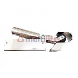 DOOR CLOSER EXTERIOR 1009Z NICKEL FF300373