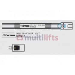 DETECTOR MAGN NO BI 120VA SMP12M-004 CONEXION RJ