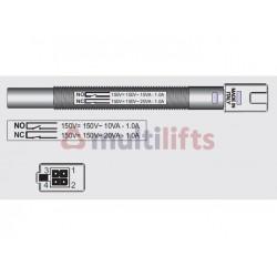 DETECTOR MAGN NO+NC 10VA+3VA SMP12M-008 CON. MX