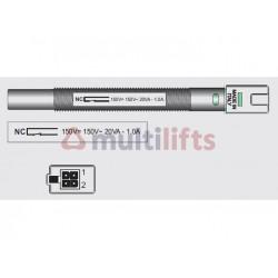DETECTOR MAGNETICO NC 20VA SMP12M-0011 CONEXION MX