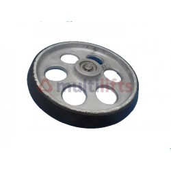ROLLER FOR GUIDE SHOE TYPE D6261C ONLY (200MM DIA) OTIS