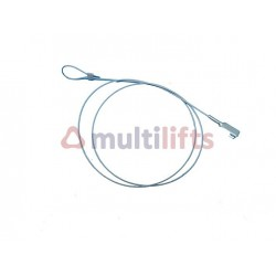 CABLE EMERGENCY CLOSURE TELESCOPIC DOOR 2L1M054002