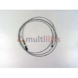 CABLE OTIS PUERTA EUROPA 2000 CABINA 2PCO 800MM F0A712G2