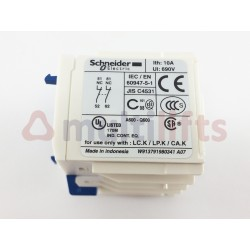 AUXILIARY CONTACT LA1KN02 SCHNEIDER 2NC