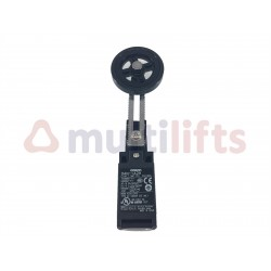 LIMIT SWITCH OMRON D4N-1A2H