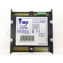CONTROL STATION-MOUNTED LUMINAIRE 1L 12V 2112PLB00112