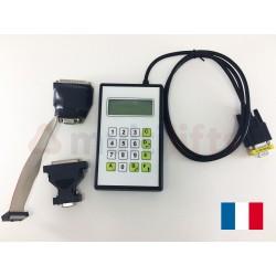 CONSOLE PROGRAMMING POME THYSSEN TH-1 FRENCH LANGUAGE VÁLIDO PARA C, CMC, CMC2, CMC3, CMC4
