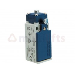 LIMIT SWITCH EMAS METALIC PUSHBUTTON 1NC+1NA WITH RESET CABLE ENTRANCE PG13 L5K13PUM211R