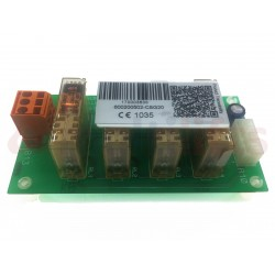 PCB CARLOS SILVA CSG20 V1 ( REPLACED BY KIT DSG WITH ADAPTER FOR CSG) AV600200502